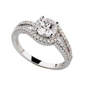 Martin Nagel Jewellers Designer Engagement Ring S03942