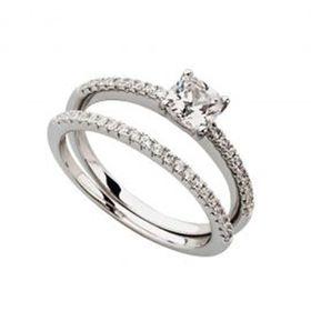 Martin Nagel Jewellers Designer Engagement Ring Set S02467