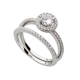 Martin Nagel Jewellers Engagement Ring Set S02478