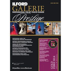 Ilford Prestige Gold Fibre Silk 13 A4 Photo Paper