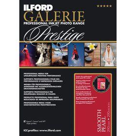"""Ilford Prestige Smooth Pearl 12 4x6"""" Photo Paper"""