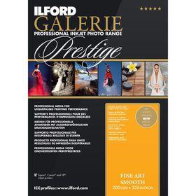 Ilford Prestige Fine Art Smooth A2 Photo Paper