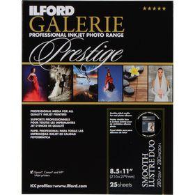 Ilford Prestige Semi-Gloss Duo A4 Photo Paper