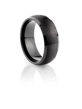 Martin Nagel Jewellers Tungsten Carbide Wedding Bands TUR082BP