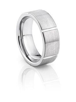 Martin Nagel Jewellers Tungsten Carbide Wedding Bands TUR046