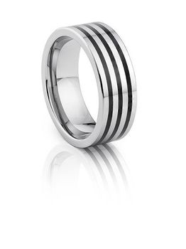 Martin Nagel Jewellers Tungsten Carbide Wedding Bands TUR192RE