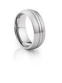 Martin Nagel Jewellers Tungsten Carbide Wedding Bands TUR405