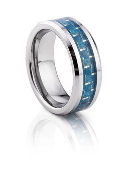 Martin Nagel Jewellers Tungsten Carbide Wedding Bands TUR187CF