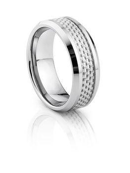 Martin Nagel Jewellers Tungsten Carbide Wedding Bands TUR183CF