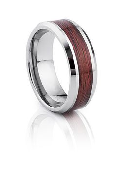 Martin Nagel Jewellers Tungsten Carbide Wedding Bands TUR365