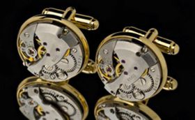 Martin Nagel Jewellers Cufflink Set Mirage lll