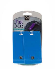 Go Travel Tag Me - Blue