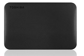 "Toshiba Canvio Ready 1TB USB 3.0 External Hard Drive 2.5"" - Black"