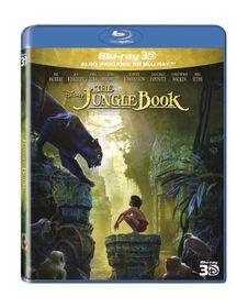 The Jungle Book (Live) (3D + 2D Blu-ray)