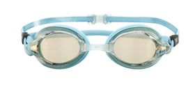 TYR Velocity Metallized Racing Goggles - Blue