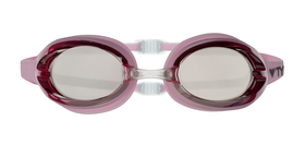 Women's TYR Femme T-72 Ellipse Metallized Goggles - Pink