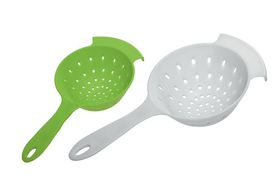 Progressive Kitchenware - Mini Colanders - Set Of 2