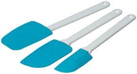 Progressive Kitchenware - Rubber Spatula - Set Of 3