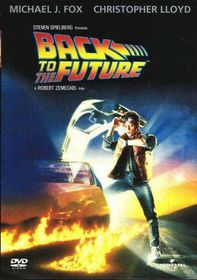 Back to the Future 1 (DVD)