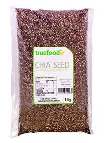 True Food Chia Seed Bulk Pack - 1kg