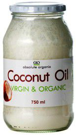 Absolute Organix Organic Coconut Oil - 1L