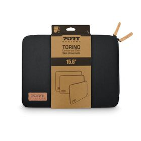 "Port Torino Sleeve 15.6"" - Black"