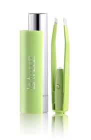 La-Tweez Green Pro Colourful Collection Tweezers  - Green
