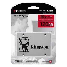 "Kingston UV400 Series 120GB 2.5"" SATA3 SSD"