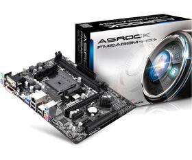 ASRock AMD FM2A88M HD+