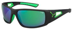 Cebe Session Matt Black Green 1500 Grey Green FM