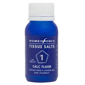Homeoforce Tissue Salts No.1 Calc Fluor - 150 Tablets
