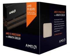 AMD FX-8370 4.0GHz/4.3GHz Eight Core - Socket AM3+