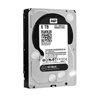 """WD Black 6TB 3.5"""" SATA 6Gb/s Internal Hard Drive"""