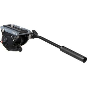 Manfrotto MVH500AH Lightweight Fluid Video Head - Flat Base