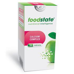 Foodstate Calcium Complex - 30s