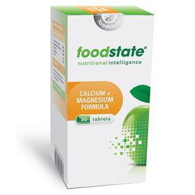 Foodstate Calcium and Magnesium Formula - 30s