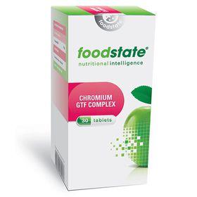 Foodstate Chromium GTF Complex - 30s