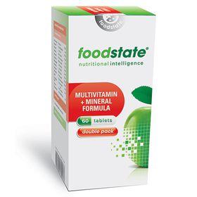 Foodstate Multivitamin & Mineral Formula - 60s