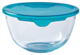 Pyrex - Storage Prep and Store Bowl With Lid - 500ml