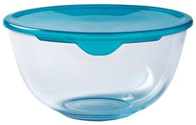 Pyrex - Storage Prep and Store Bowl With Lid - 2 Litre