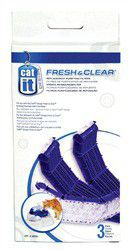 Catit - Design 3 Pack Fresh And Clear Foam And Carbon Filter