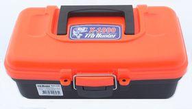 Prohunter 1 Tray Tackle Box - Orange