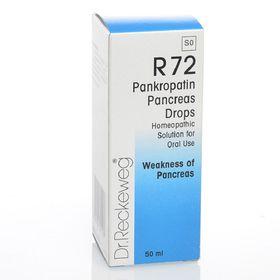 Dr. Reckeweg Pankropatin Pancreas Drops - 50ml