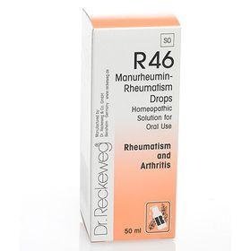 Dr. Reckeweg Manurheumin Rheuma Drops - 50ml