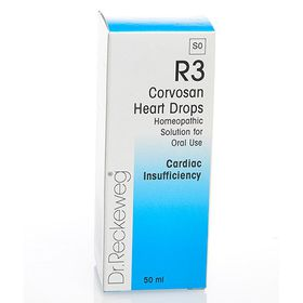 Dr. Reckeweg Corvosan Heart Drops - 50ml
