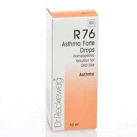 Dr. Reckeweg Herbamine Asthma Drops - 50ml
