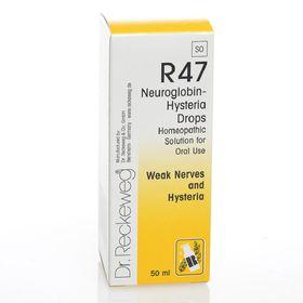 Dr. Reckeweg Neuroglobin Hysteria Drops - 50ml