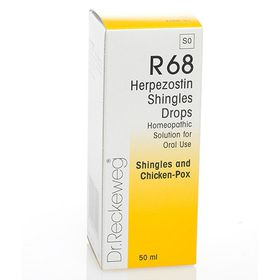 Dr. Reckeweg Herpezostin Shingles Drops - 50ml