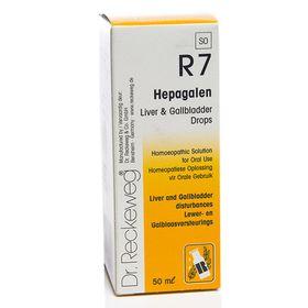 Dr. Reckeweg Hepagalen Liver and Gallbladder Drops - 50ml