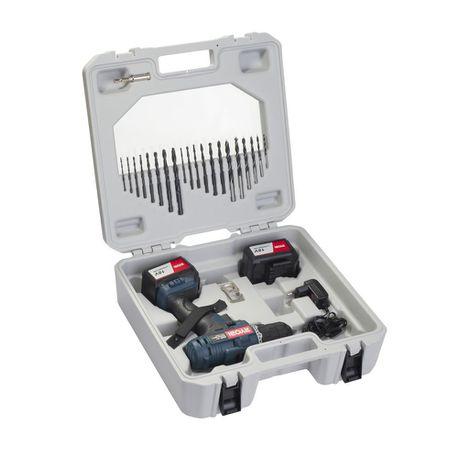 Ryobi - 18V Cordless Driver Drill Kit | Buy Online in South